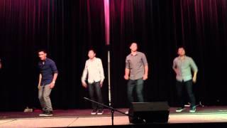 Performance for Cal Poly Pomona's annual Barkada's Got Talent.