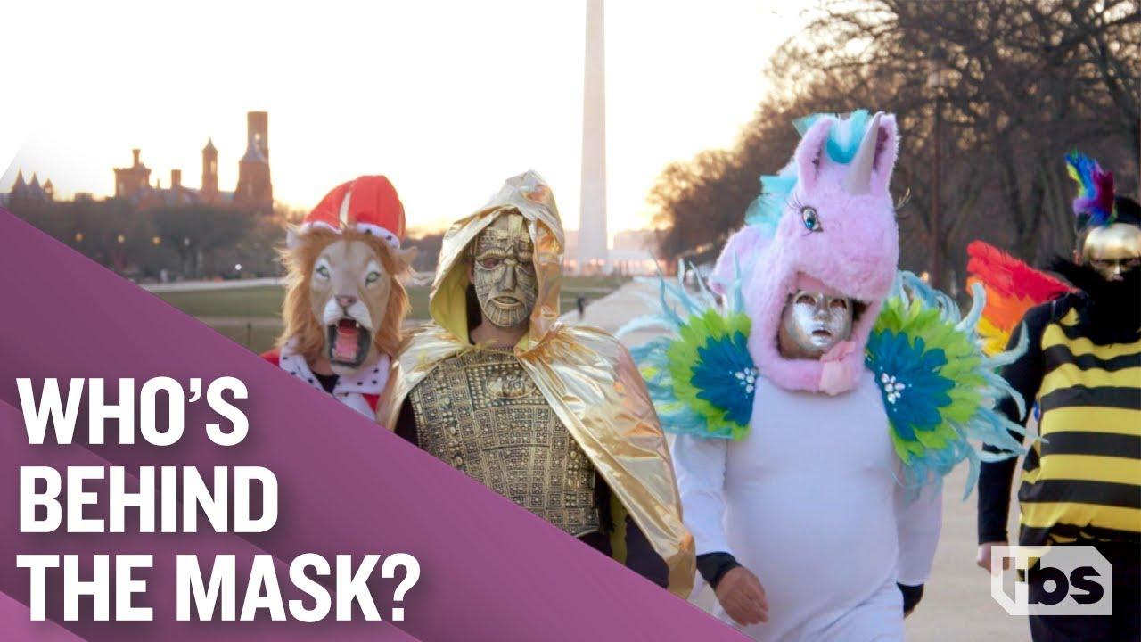 Allana Harkin Naked samantha bee's got her own 'masked singer' spoof (video)