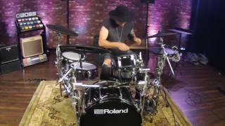 Roland TD-50 Performance with David Cannava at 909 Celebration