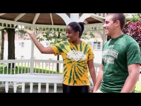 2016 Wright State campus tour