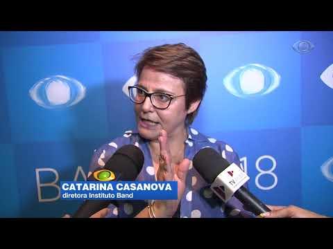 """Band Cidade - """"Band lança nova grade de programação"""""""