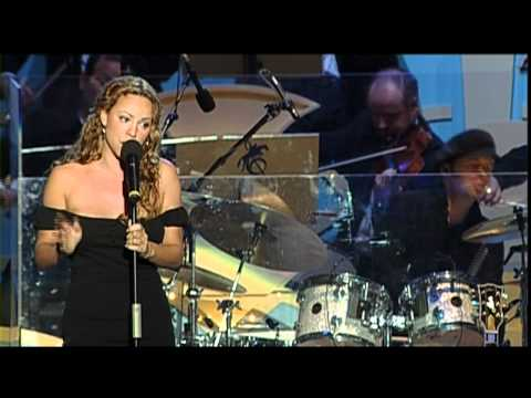 Mariah Carey - My All (Live at Pavarotti and Friends) [HD]