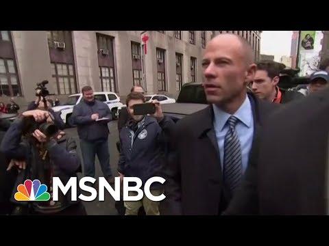 Stormy Daniels' Attorney Michael Avenatti Speaks Outside The Courthouse | MSNBC
