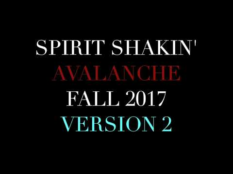 Spirit Shakin' Avalanche Music Fall 2017 Version 2