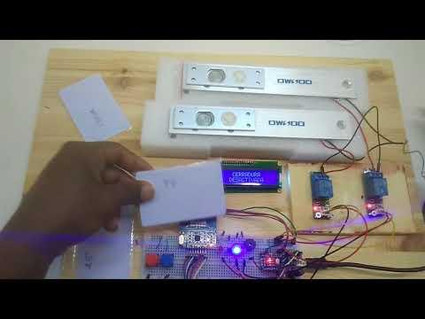 cerradura automatica con arduino