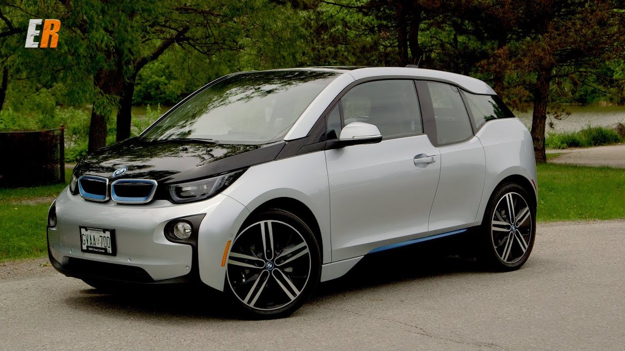 2015 Bmw I3 First Drive Everyday Review Youtube