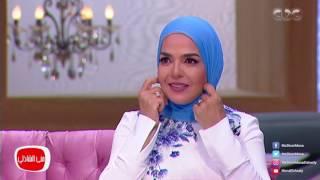 معكم مني الشاذلي | الفنان حماقي يجبر الفنانه مني عبد الغني انها تغني في فرح
