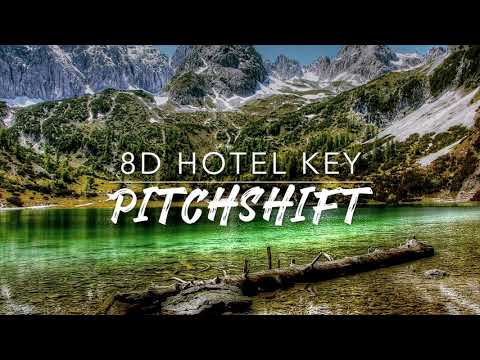 8D Hotel Key — Old Dominion | PitchShift