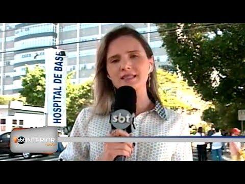 Idosa de 81 anos sofre fraturas em Rio Preto após ser atropelada