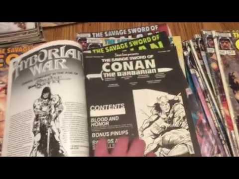 Savage Sword of Conan- review?