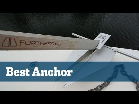 Fortress Anchor: Stronger / Lighter / Faster