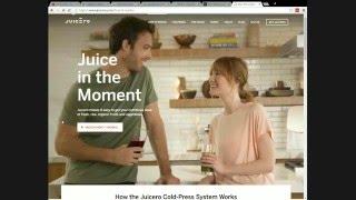 $700 Smart Cold-Pressed Juice Maker / Healthy Diet
