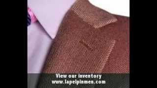How To Wear a Flower Lapel Pin Thumbnail