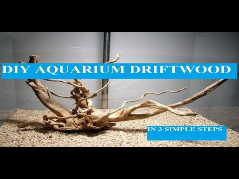 How to make driftwood in three simple steps | Diy driftwood|