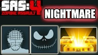 Sas 4 - Nightmare (Level 400 High Roller)