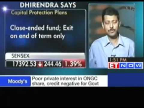Dhirendra Kumar - Capital Protection Fund is a good entry product