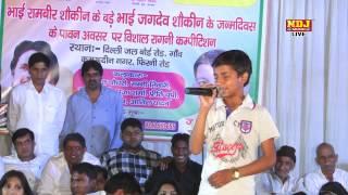 Latest Haryanvi Comedy Video | Anpad Tau | Kamarudin Nagar Nagloi Ragni Competition