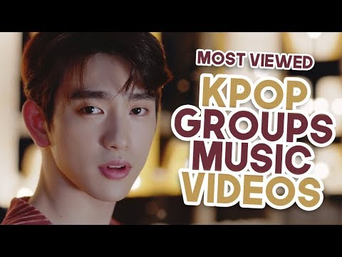 «TOP 50» MOST VIEWED KPOP GROUPS MUSIC VIDEOS OF 2018 (December, Week 2)