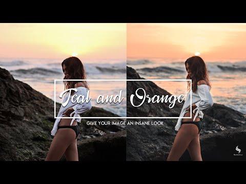 Teal and Orange II Photoshop Tutorial thumbnail