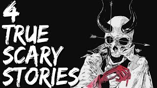 4 Scary Stories | True Scary Horror Stories | Reddit Let's Not Meet And Others