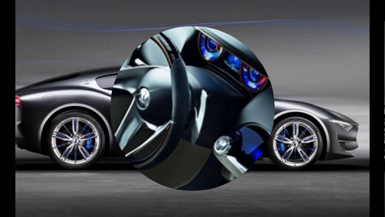 2017 2018 Maserati Alfieri Convertible Sport Reviews Price