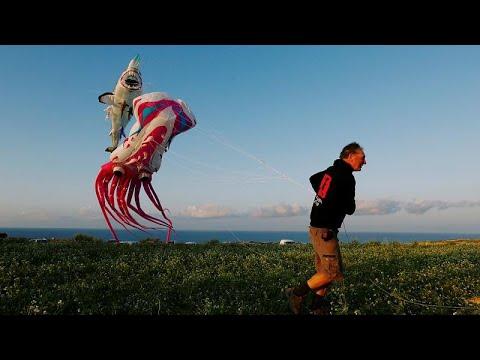 شاهد: عشرات الطائرات الورقية الملونة تزين سماء مالطا في مهرجان دولي…  - نشر قبل 3 ساعة