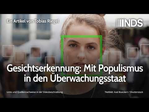 Gesichtserkennung: Mit Populismus in den Überwachungsstaat | Tobias Riegel | 13.09.2019