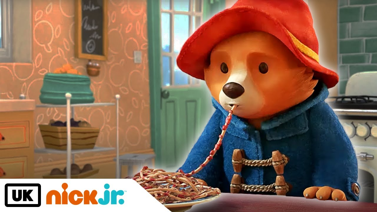 Download The Adventures of Paddington   Paddington And The Painting   Nick Jr. UK