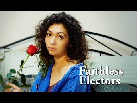 Putting My Faith in the Faithless (Electors) - Electoral College Musical Music Video