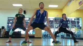 Repeat youtube video Pop That Thang by Caked Up-Zumba Routine