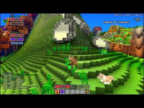 Cube World - Part 1 : MUTHUR F*CKING Pet beetle