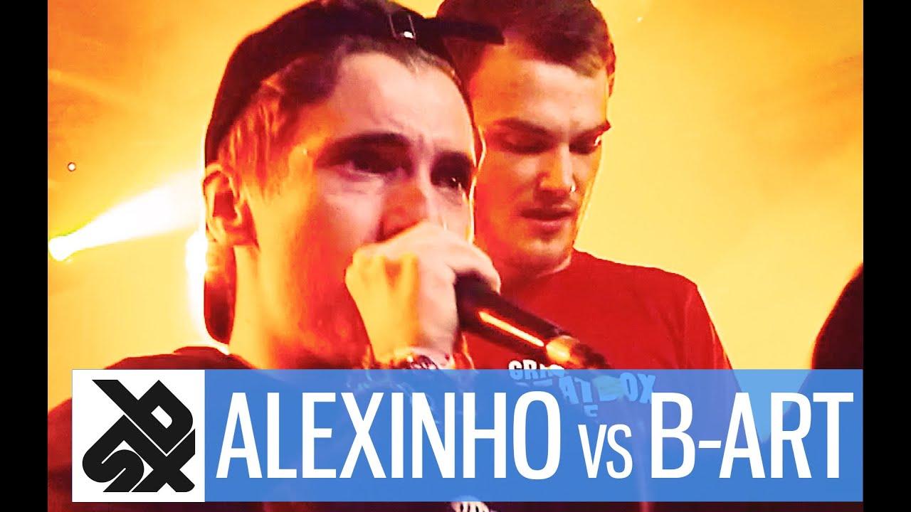 B Art: Grand Beatbox 7 TO SMOKE Battle 2016