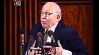 Erbakan Hoca 1995 Refah Partisi Bütçe Açılış ve Kapanış Konuşması