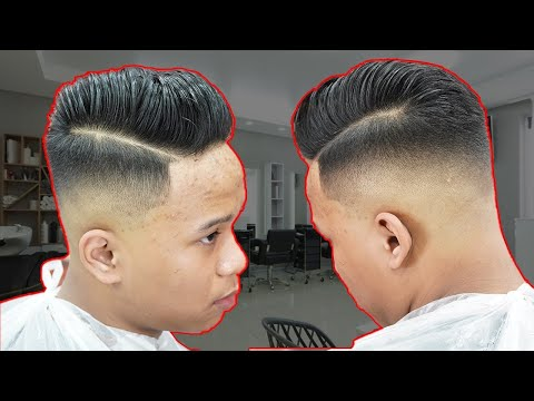 Haircut Fade Tutorial 2020