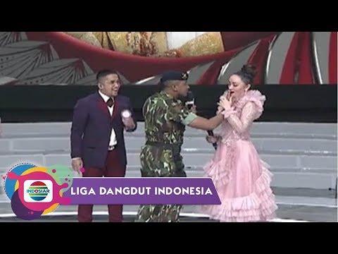 Aduduh!! Sentuhan Jari Fahrin Juara LIDA Maluku Utara Membuat Zaskia Gotik Klepek Klepek