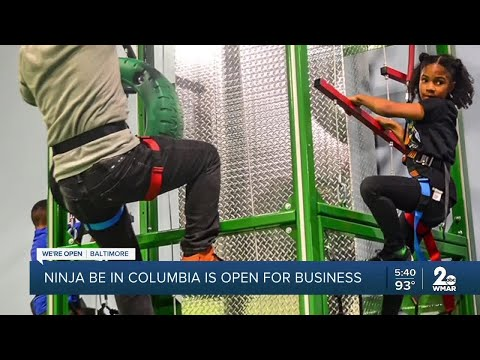 We're Open: Ninja Be offering daily open gym sessions