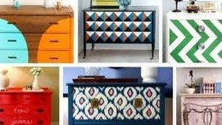 Thrifty Diy: Vintage Dresser Makeover