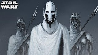 What Happened to Grievous After Revenge of the Sith [FULL STORY] - Star Wars Canon and Legends