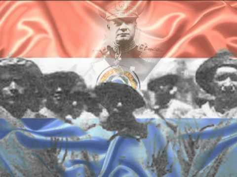 Soldado del Chaco, de Reinaldo Sosa y MCO, por Aníbal Lovera- Guerra del Chaco