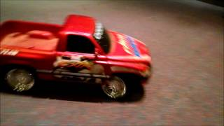 dump dodge drifting home made drift truck