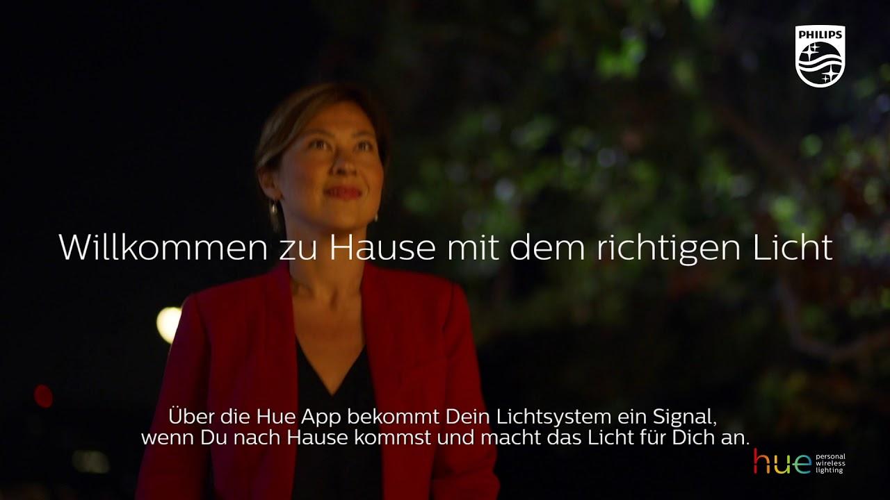 Philips Licht Hue : Philips hue fühle dich sicherer durch smartes licht youtube