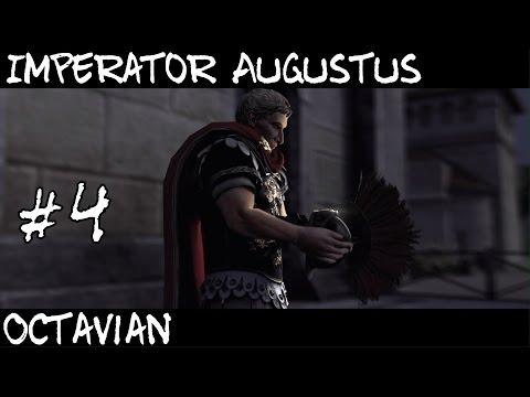 Total War Rome 2 : Imperator Augustus : Octavian Part 4