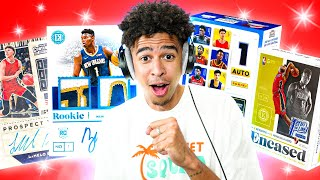 Crazy Expensive NBA IRL Graded Pack Opening! *NEW LAMELO BALL CARDS*