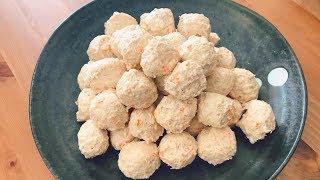 在家做雞肉丸 - Homemade Chicken Balls