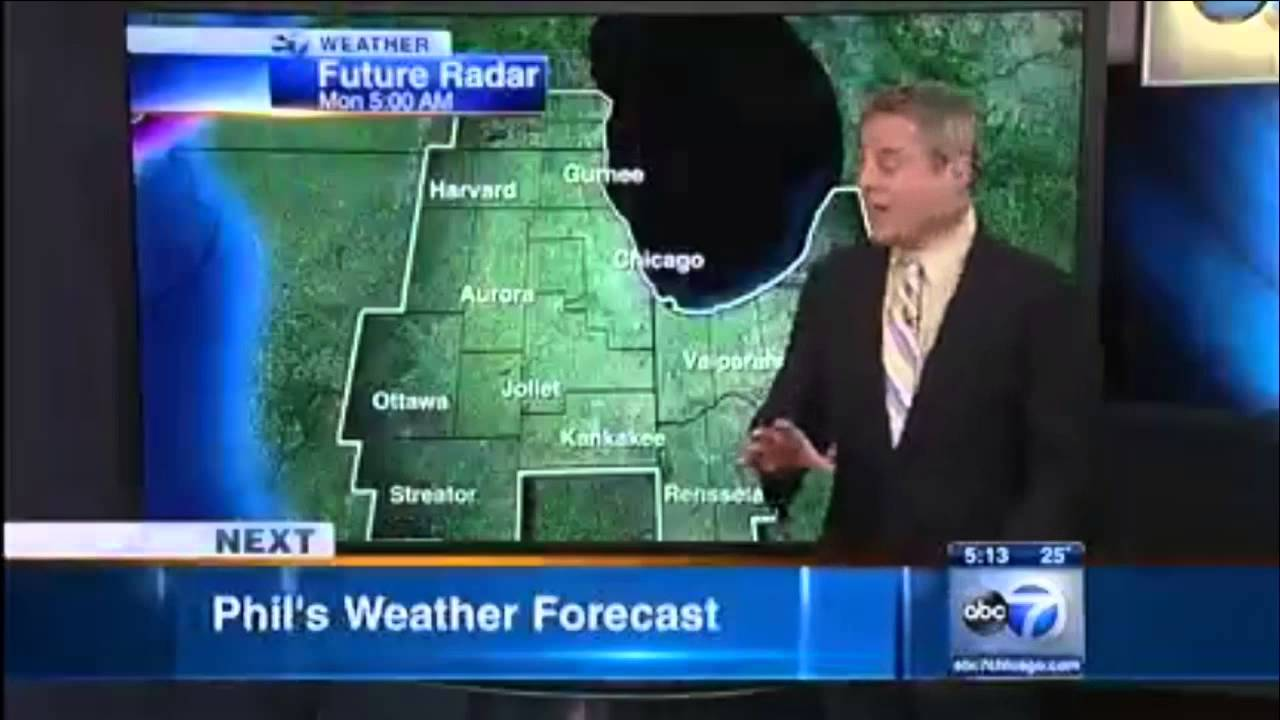 Montage News  Sunday (WLS 5 at ABC 7 Chicago) Eyewitness -