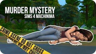 WHO KILLED EMMA HARPER? | Murder Mystery | Sims 4 Machinima Series - EP 1