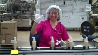 Mary Kay Manufacturing Plant