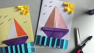 boat kids crafts
