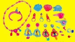 Disney Princess👑 Little Kingdom Deluxe Mix & Match JEWELRY SET   itsplaytime612