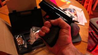 unboxing the Dominion Arms P762
